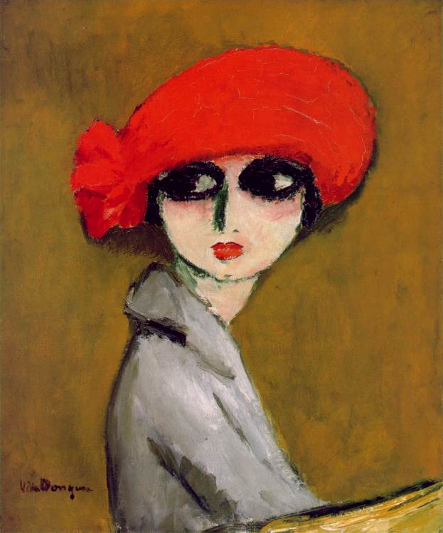 The Corn Poppy by Kees van Dongen, 1919