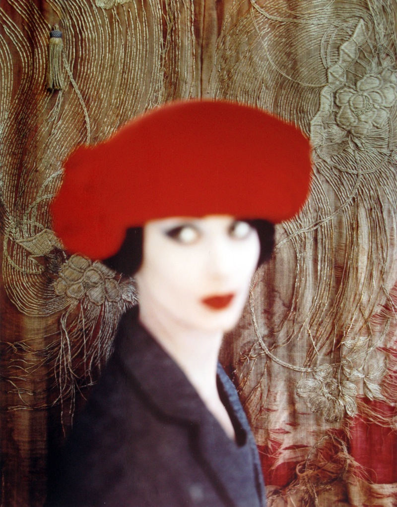 Norman Parkinson homage to van Dongen