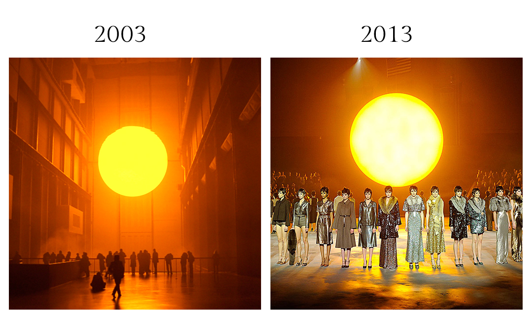 Olafur Eliasson and Marc Jacobs