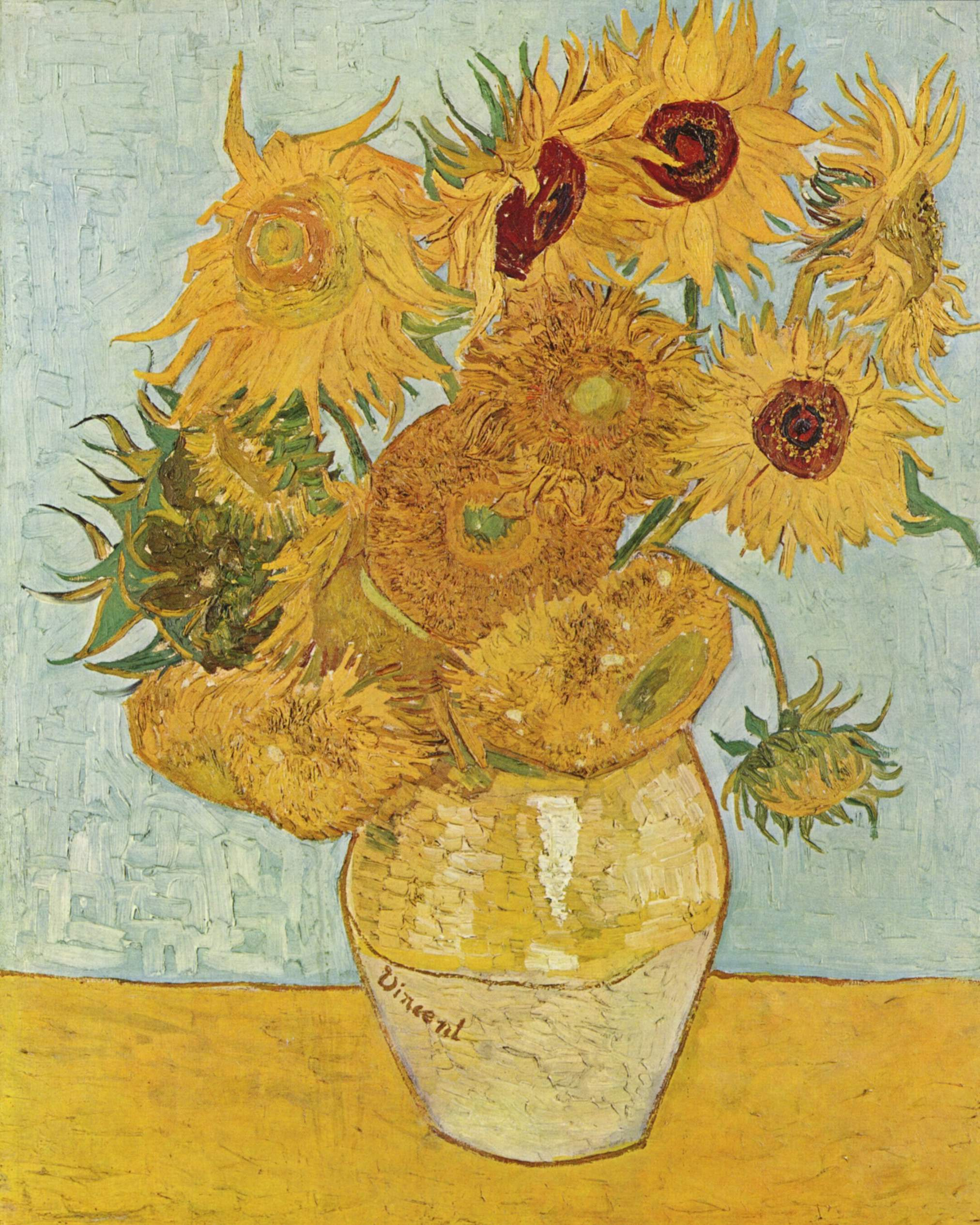 Van Gogh\'s true colours were originally even brighter | Art and ...