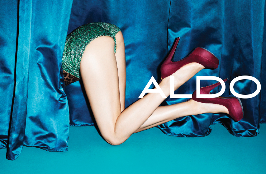 Aldo Fall Winter 2012 Ad Campaign by Terry Richardson