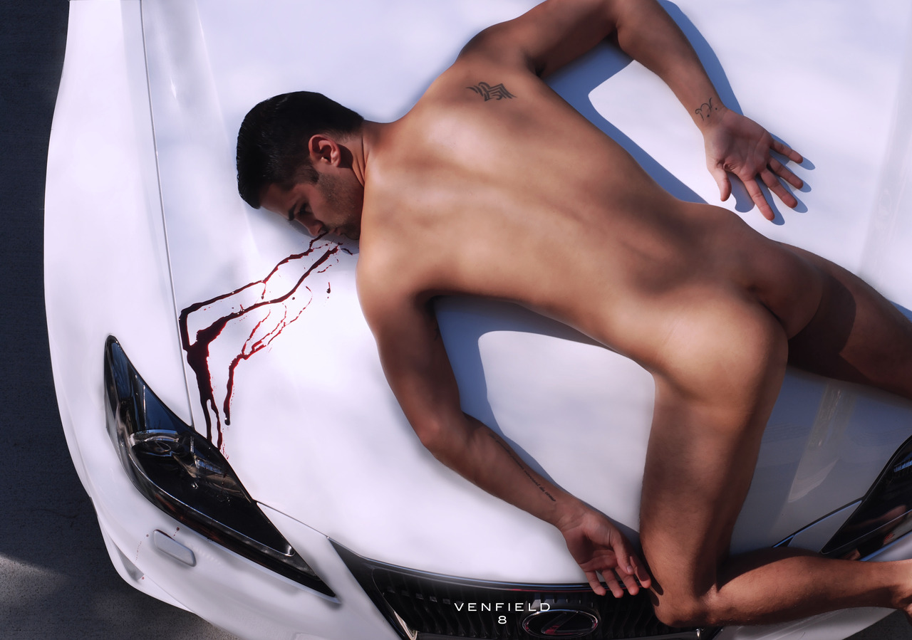 Vehicular Bourdin by Venfield 8, 2013