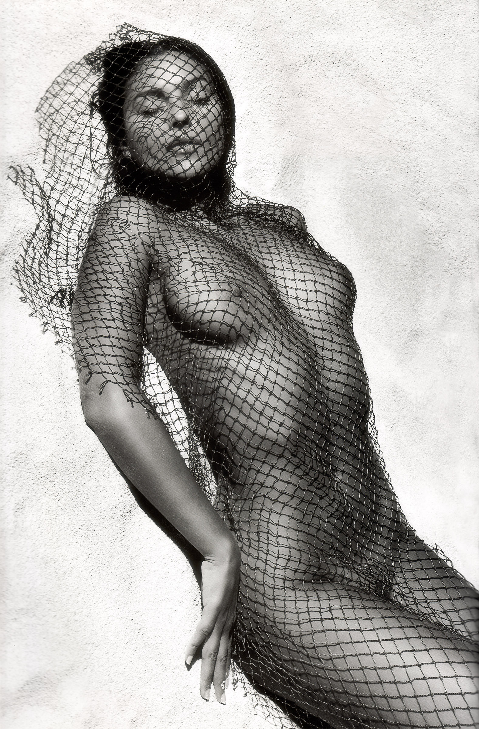 Monica Bellucci by Gian Paolo Barbieri, GQ 2001 Calendar